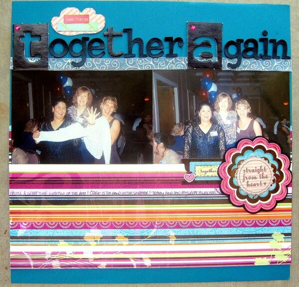 Together Again- Perfect Collection class