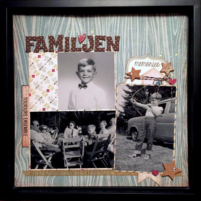 Heritage Photos - Familjen