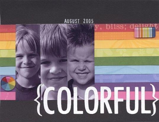 *DW 2006* Colorful