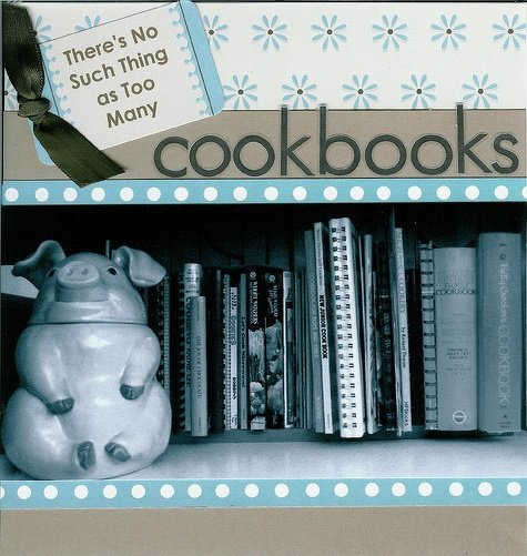 *SC* Cookbooks (Post CKU-M CJ)