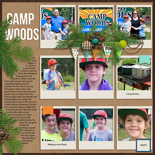 Camp Woods (page 1 of 2)