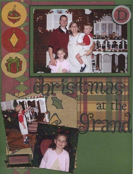 Christmas at the Grand