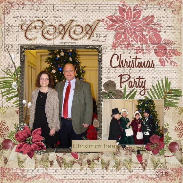 CAA Christmas Party