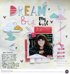 Dream Big My Girl
