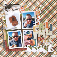Fall is for Donuts