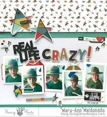 Real Life Crazy