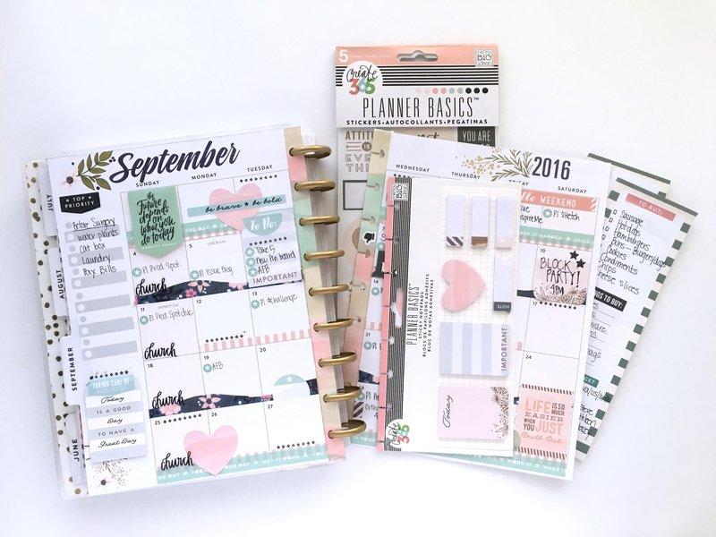 September Planning