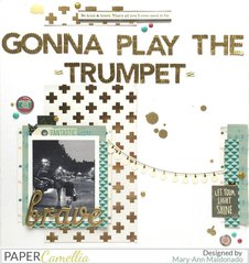 Gonna Play the  Trumpet