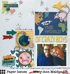 World of Crazy Boys