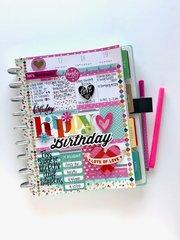 Planner - Week in Feb