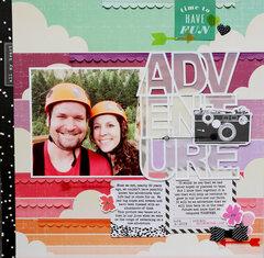 Adventure *PageMaps* August 2019