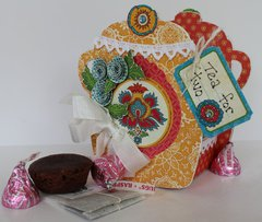 Vintage Kitchen Canister Treat Box