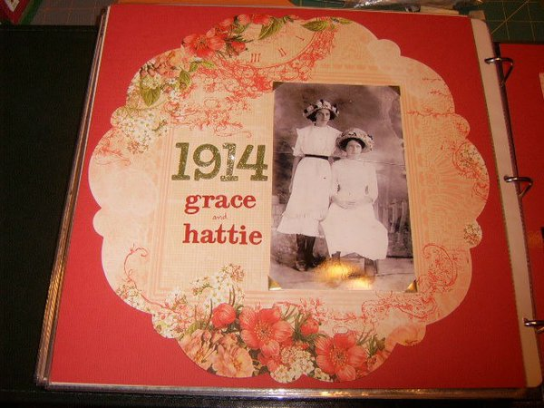 Grace and Hattie - Heritage - Webster's Pages