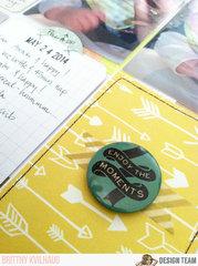Baby Reed Album Month Five **Noel Mignon Sweet & Simple Kit**