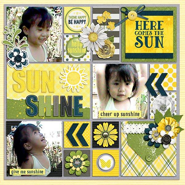 Cheer Up Sunshine
