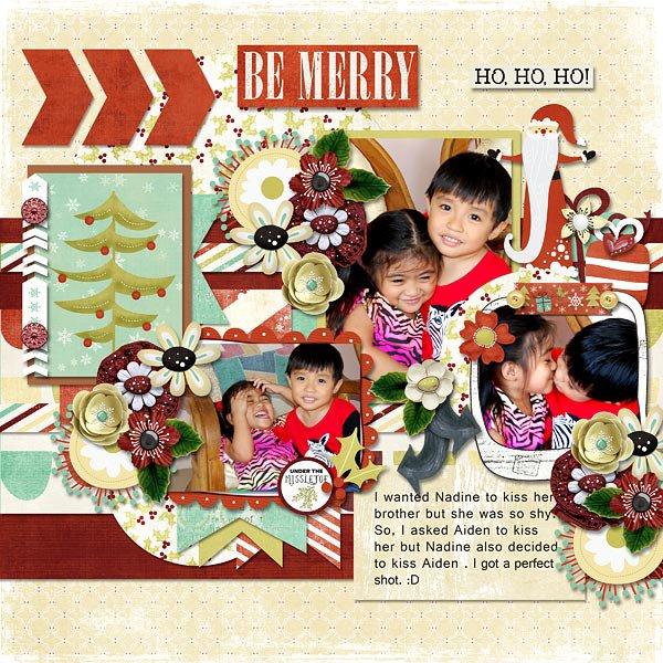 Be Merry This Christmas