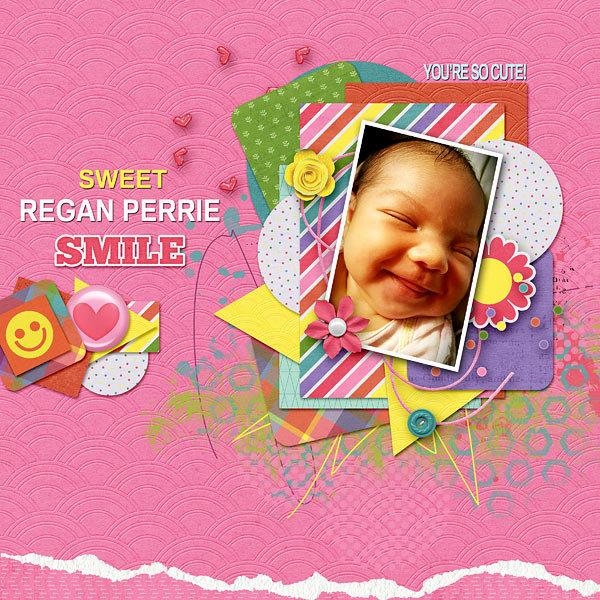 Regan Perrie Smile