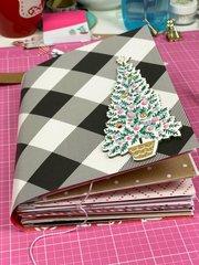 December Daily Envelope mini album