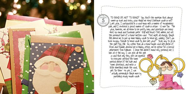 Journal Your Christmas (Dec 1, 2, 4 and 5)