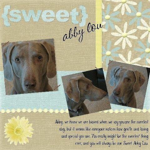 Sweet Abby Lou