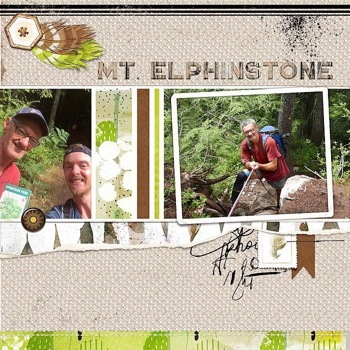 Mt. Elphinstone