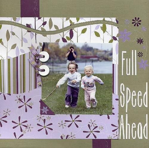 Full Speed Ahead - Piggy Tales