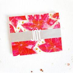 Heat Embossed Cards with Altenew