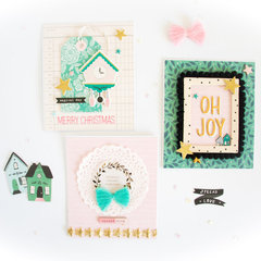Christmas Cards with Willow Lane.