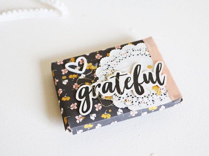 Grateful Mini Album.
