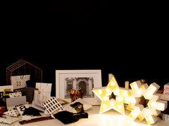 Heidi Swapp Marquee Love Christmas Decoration.