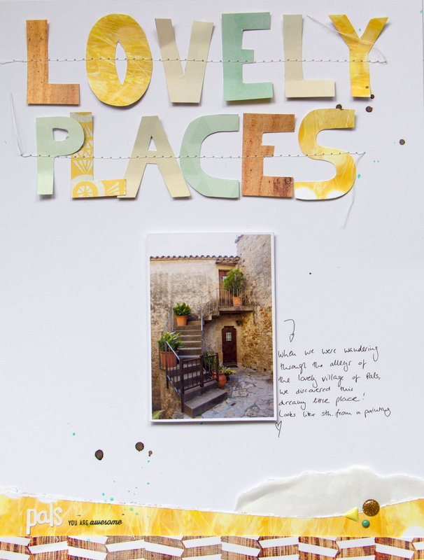 Lovely Places.