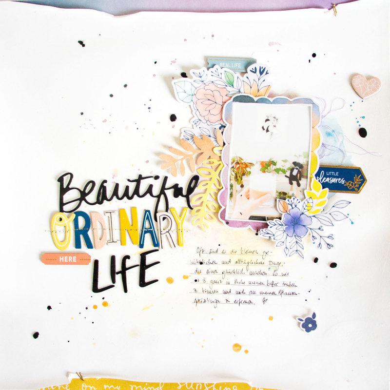 Beautiful Ordinary Life.