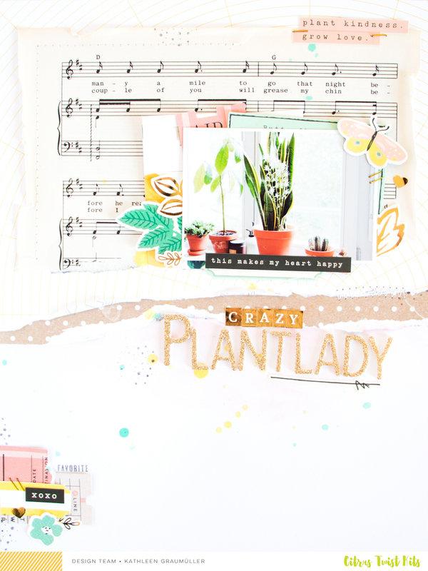 Crazy Plantlady.