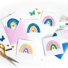 Rainbow Cards.