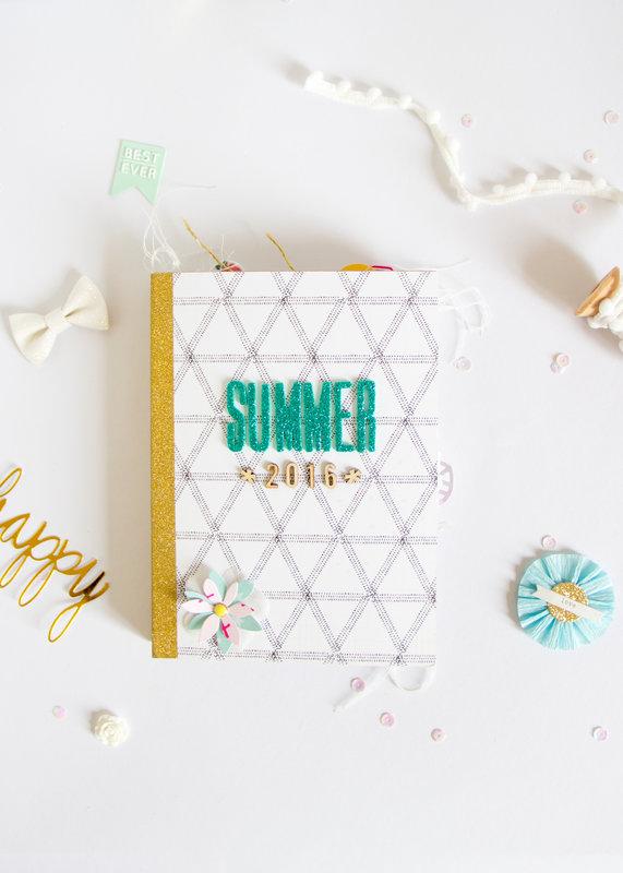Summer 2016 Mini Album.