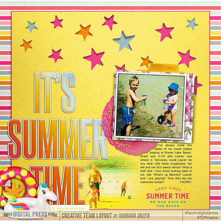 It's Summer Time (2001)