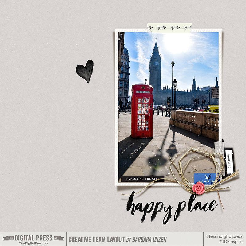 London | Happy Place