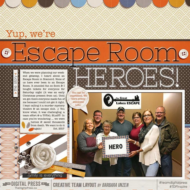 Escape Room Heroes