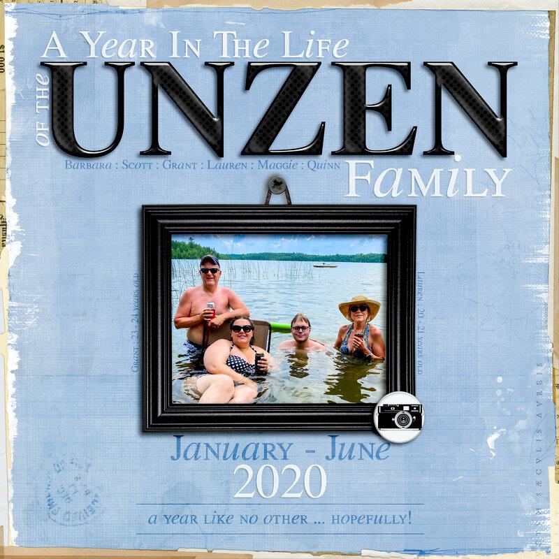2020 Book#1 Album Cover & Intro