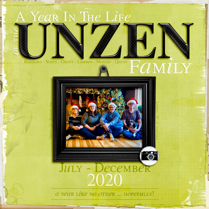 2020 Book#2 Album Cover & Intro