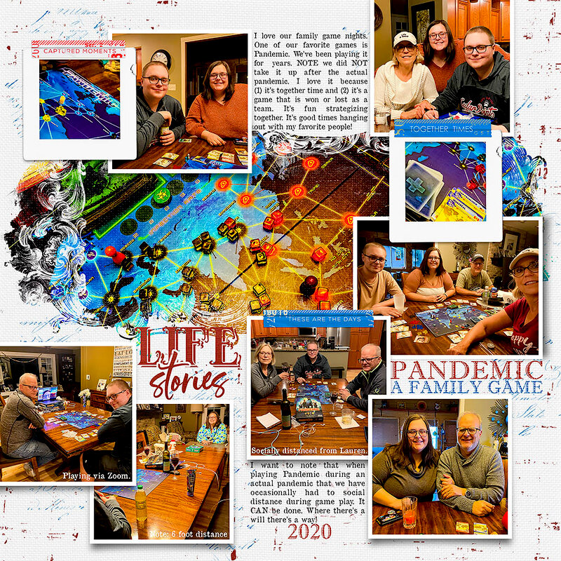 Family Games - Pandemic