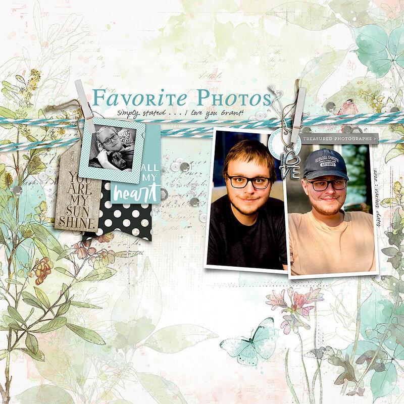 Grant: Favorite Photos