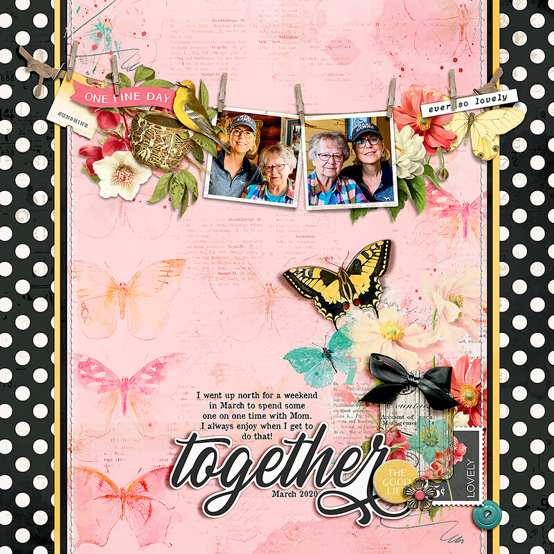 Together - Weekend with Mom