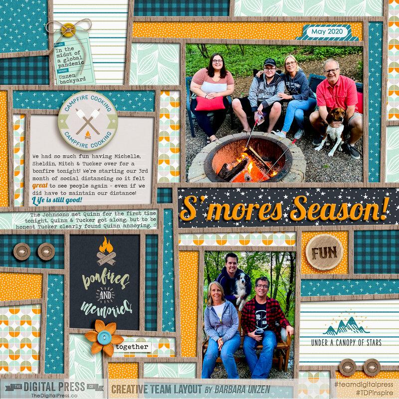 S'Mores Season