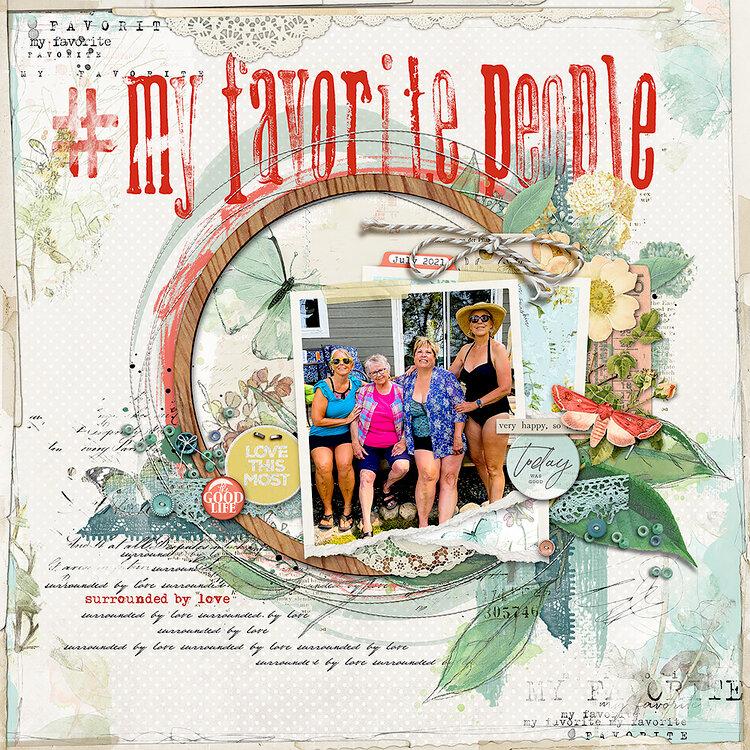 # My Favorite People