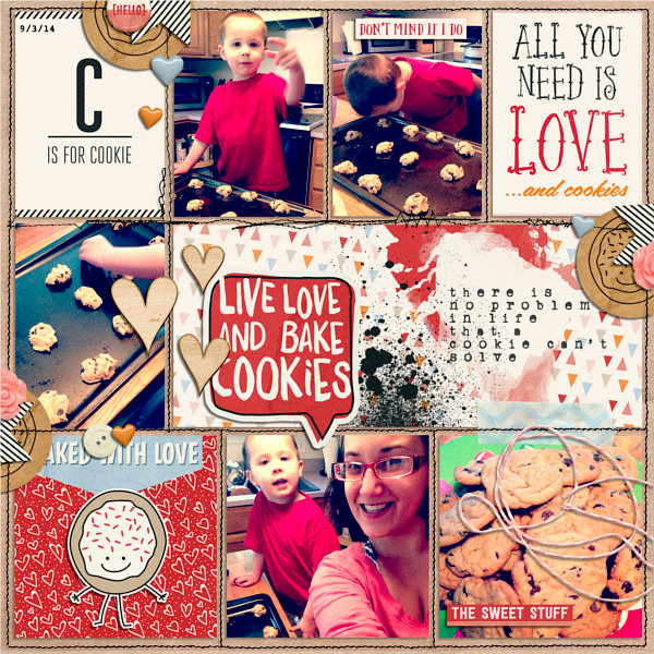 Live Love and Bake Cookies