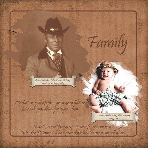 family resemblances