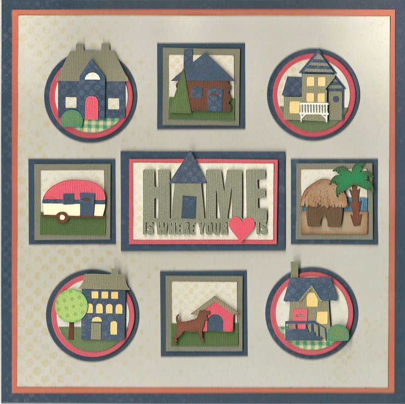 """""""Home Is Where Your Heart Is"""" Sampler"""