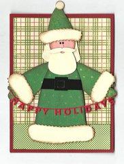 Father Christmas.....