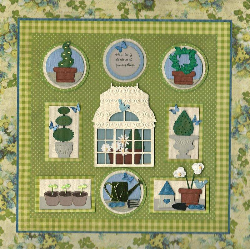 """The Greenhouse"" Sampler"